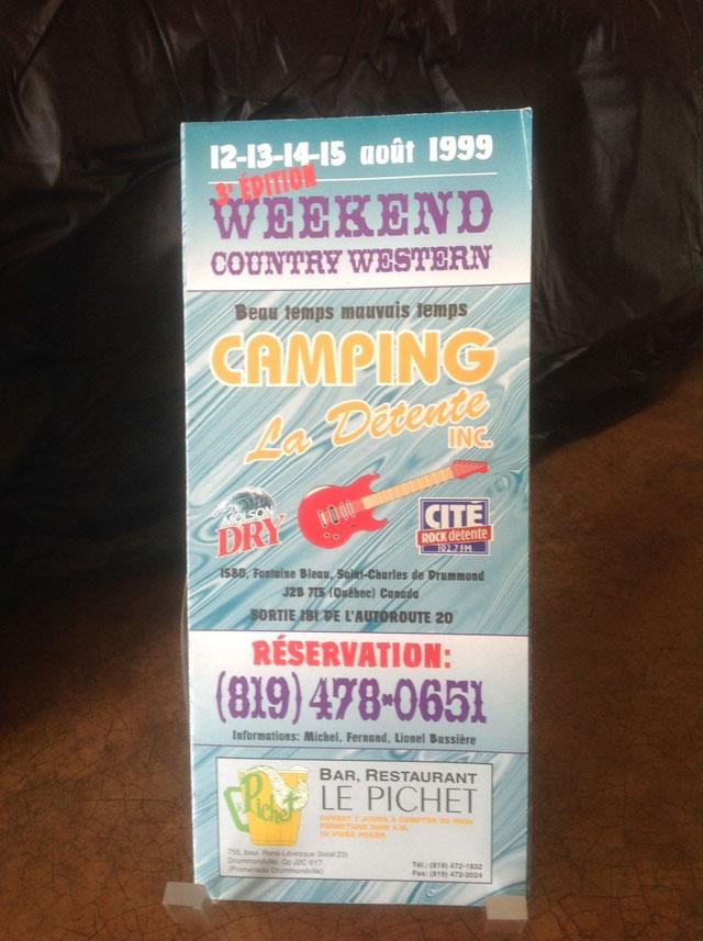 Weekend Country Western 1999