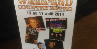 Week-end Country Rétro 2014